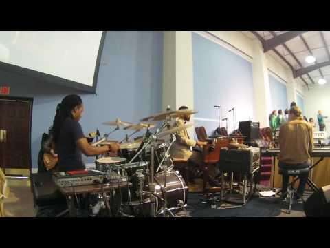 Norman Hutchins - Emmanuel (Drums)