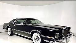 1813 | 1976 Lincoln CONTINENTAL MARK IV White Walls | Scottsdale, AZ