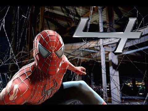 Spider-Man 4 Trailer 2018 (TOBEY MAGUIRE, ANNE HATHAWAY, WENTWORTH MILLER, SAM RAIMI)
