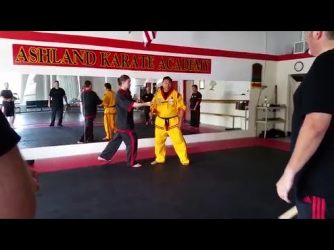 Doce Pares Multi-Style Eskrima Seminar with Master Noval (2015)