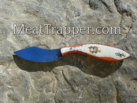 The MeatTrapper Skinning Knife