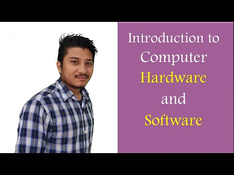 1. Basic Computer Course In Nepali - Computer Hardware And Software