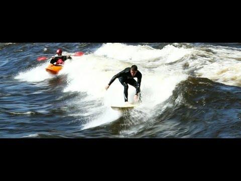 Surf Ottawa // Ottawa River 2013