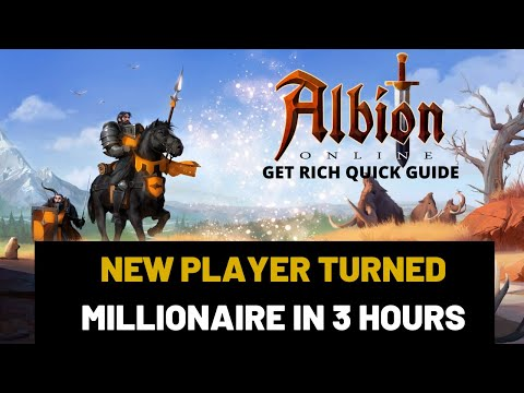 New Players Get Rich Quick Guide 2020 Post Queen Update - Albion Online - Zero 2 Hero Ep.1