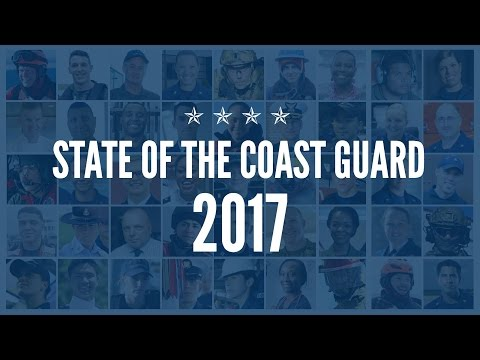 State of the Coast Guard 2017