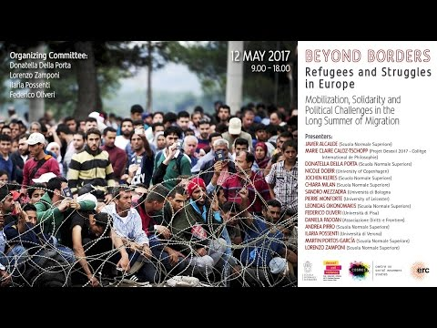 Beyond Borders, Refugees and Struggles in Europe -12 maggio 2017