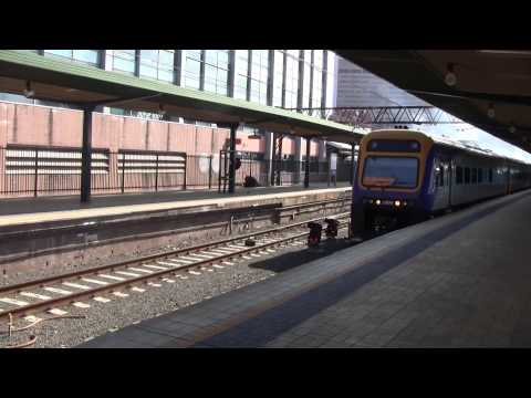Trains At Sydney Central Station Throughout 2014 - Part 1/3