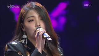 Video AILEE - Goblin Ost @ Seoul International Drama Awards 2017 download MP3, 3GP, MP4, WEBM, AVI, FLV April 2018