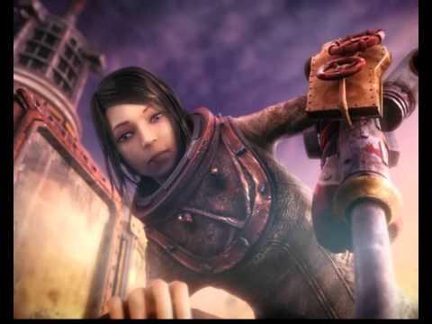 BioShock 2: Good ending.