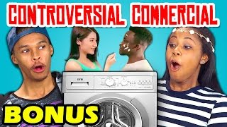 Teens React to Racist Chinese Commercial (Bonus #122)