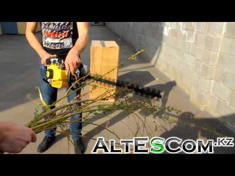 Видеообзор: Кусторез бензиновый Huter GHT-60