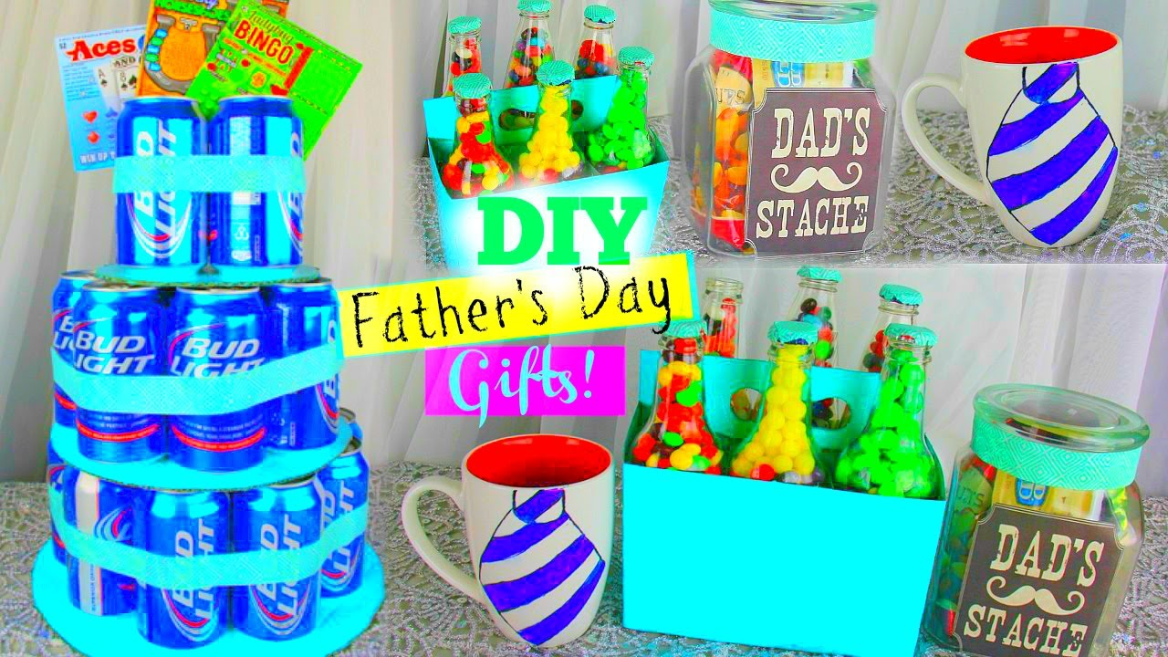 Diy Father S Day Gifts Pinterest Inspired Youtube