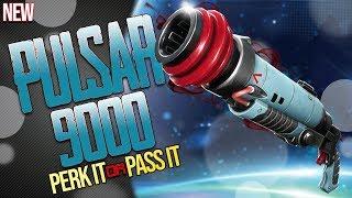 FORTNITE | PULSAR 9000 *NEW* SCI-FI SHOTGUN | PERK IT OR PASS IT?