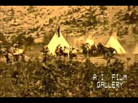 Before the White Man Came: Crow, Northern Cheyenne actors,1918 Film