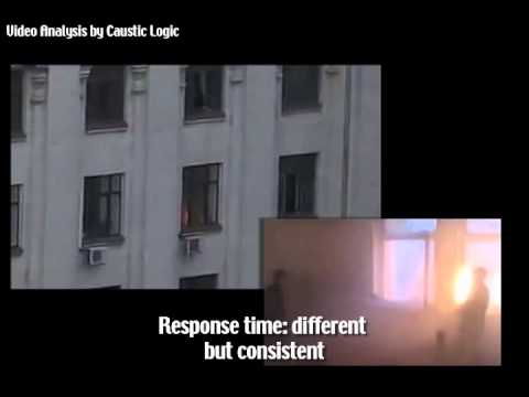 Odessa May 2 Massacre VS9 - Third Floor Fire, An Inside Job?