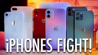 Which iPhone should you buy? iPhone 11 Pro vs. iPhone 11 vs. iPhone XR vs. iPhone 8