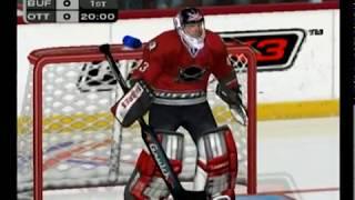 NHL 2K3 (GameCube) Sabres vs Senators