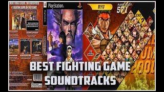 Best Soundtrack In Fighting Games