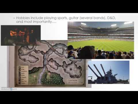 Intro/Bio for World Foundations
