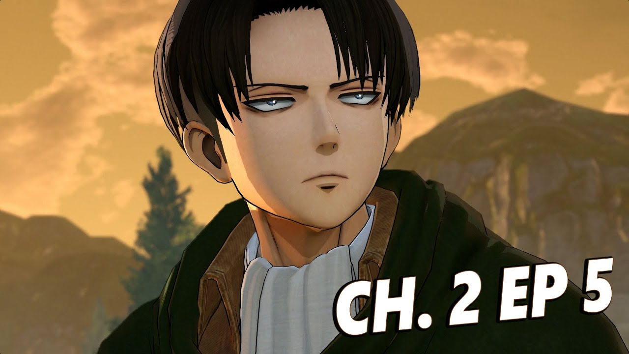 Attack on Titan: chapter 2 Episode 5 - Return to Trost ...