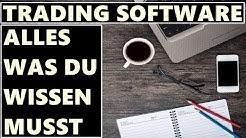 Trading Software Deutsch im Test & Kostenlos