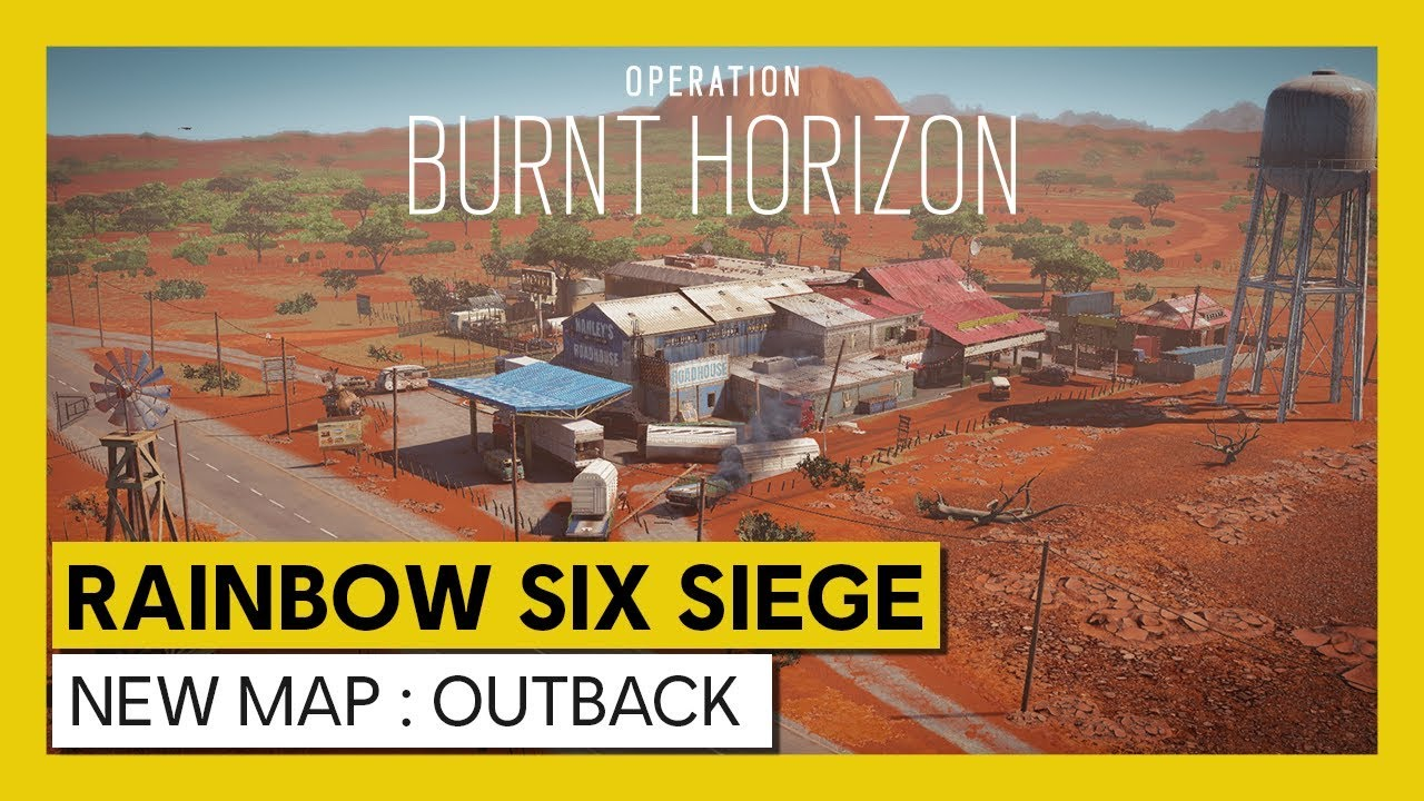 New Map - Outback | Operation Burnt Horizon | Tom Clancy's