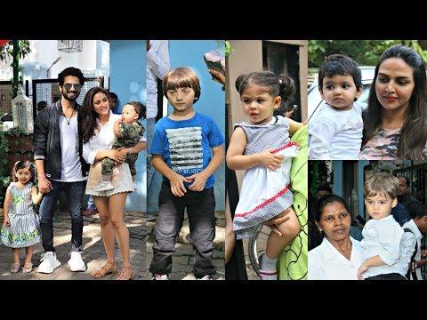 Shahid Kapoor Daughter Misha Birthday Party - Abram Khan, Inaaya Khemu, Roohi Johar, Yash Johar