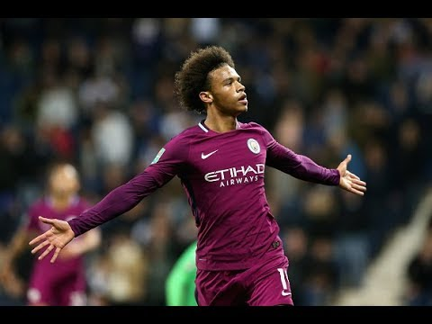 West Bromwich Albion vs Manchester City 1-2  Full Highlights & Goals  20/09/2017 HD