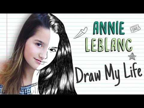 ANNIE LEBLANC | Draw My Life