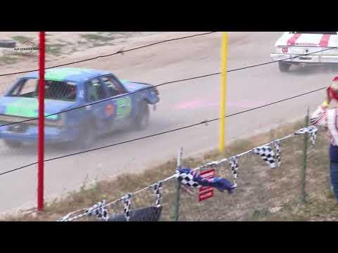 Wild Bill's Raceway Bomber Heat Race 7/12/19