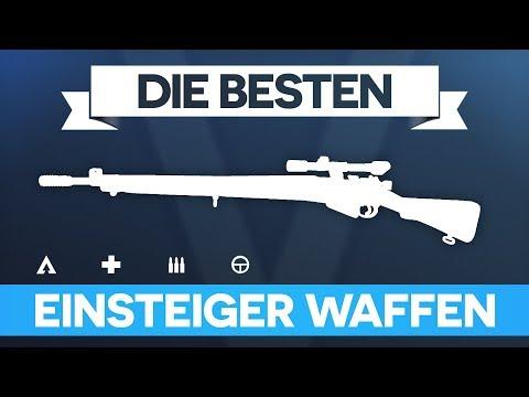 Die Besten Einsteiger Waffen in Battlefield V - Battlefield V Guide