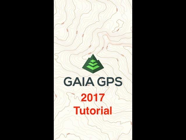 The Best GPS App for Mushroom Hunting: Gaia GPS