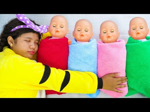 Are you sleeping Brother John Nursery Rhyme Song for Kids Educational Video #2