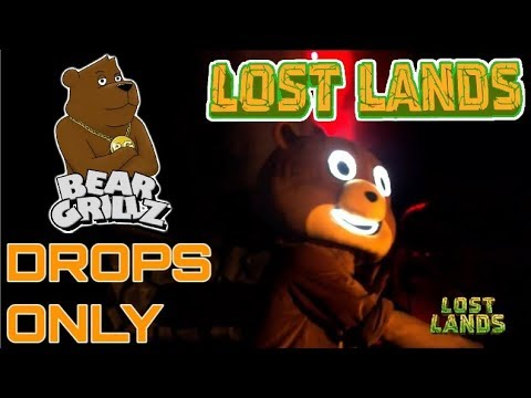 Bear Grillz @ Lost Lands 2018 | Drops Only