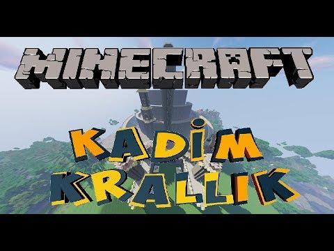 ARNOR KRALI KALEMİZİ KAPATMIŞ !!!   Minecraft: Kadim Krallık   Bölüm 225