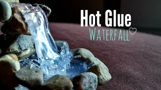 Hot glue Waterfall Tutorial ღ thumbnail