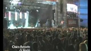 Chico Amado e Xodó - Seresteiro das Noites/Fazendo um tendel (Paulínia Arena Music Oficial)