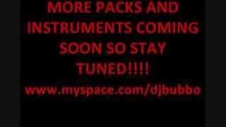 DJ BUBBO LOUD PACK (EDITION 1) - DOWNLOAD LINK IN DESCRIPTION