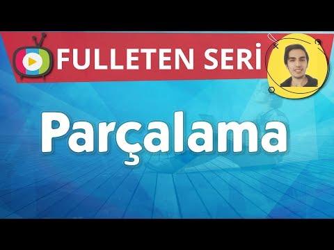 11) PARÇALAMA | Temel Kavramlar | Matematik | Tyt | Kpss | Dgs | Ales | 9.Sınıf