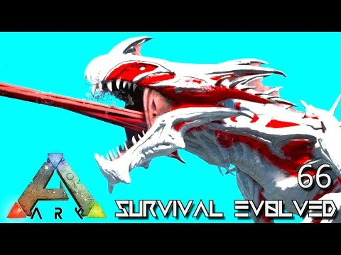 ARK: SURVIVAL EVOLVED - ALPHA REAPER KING & ALPHA TRIBESMAN E66 !!! ( ARK EXTINCTION CORE MODDED )