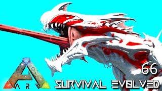 ARK: SURVIVAL EVOLVED - ALPHA REAPER KING & ALPHA TRIBESMAN E66 !!! ( ARK EXTINCTION CORE MODDED )