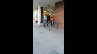 Работники магазина Верный избили покупателя