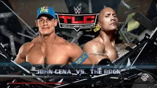 WWE 2K16 - John Cena VS The Rock