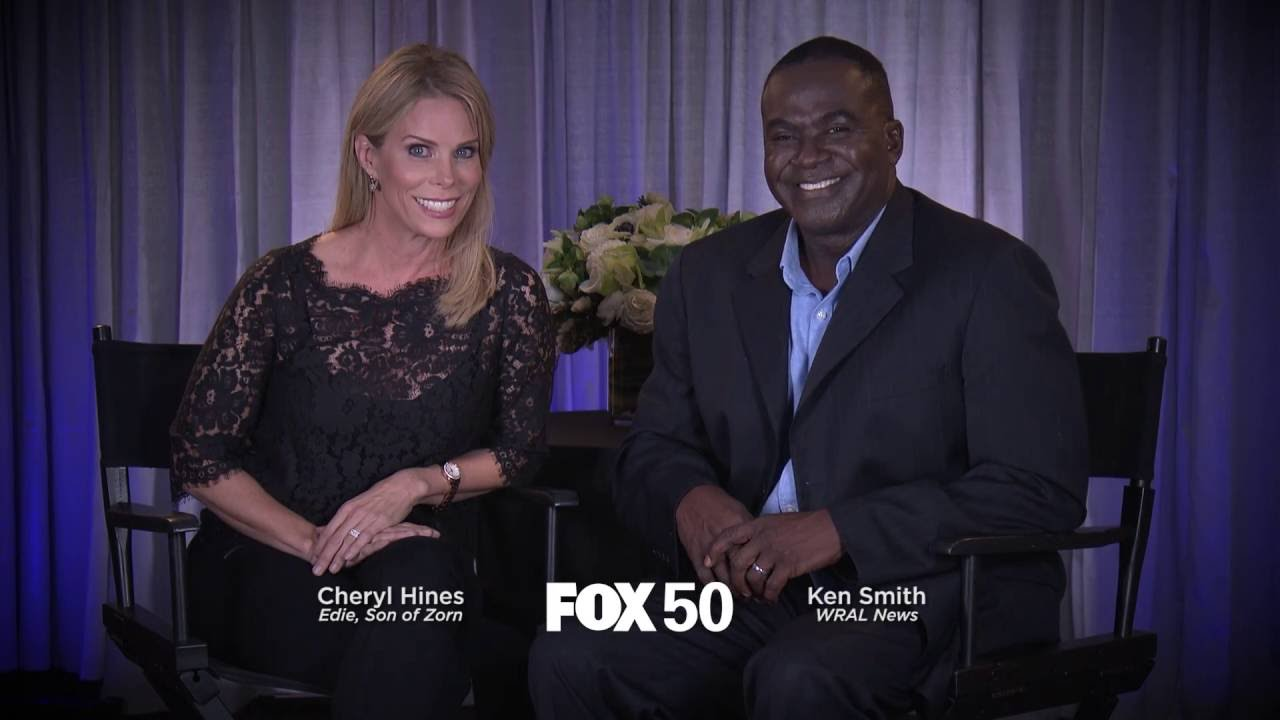 """Download Ken Smith and Cheryl Hines """"Son of Zorn"""" FOX 50 promo"""