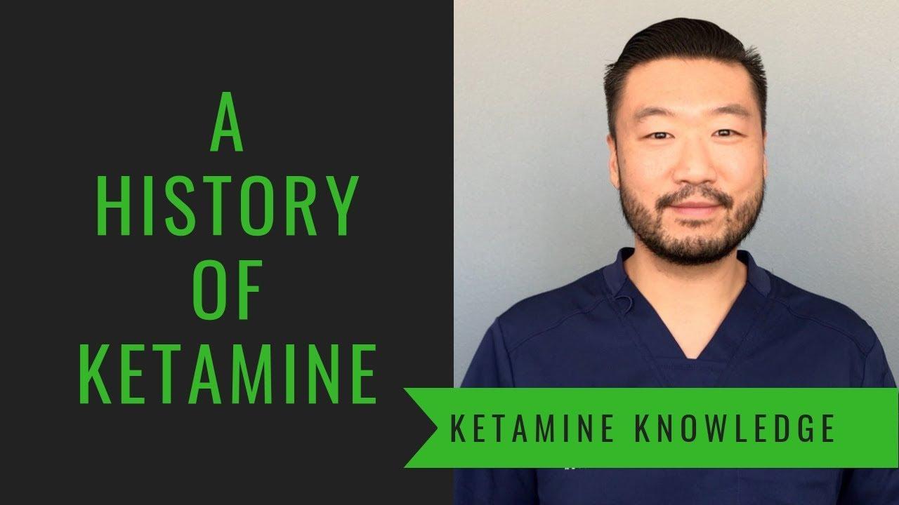 A Brief History of Ketamine — Reset Ketamine - Ketamine Infusion Clinic in  Palm Springs, California