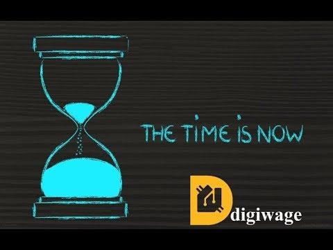 DIGIWAGE - Фриланс платформа на блокчейн