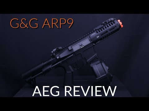 G&G ARP9 review: is this the best airsoft CQB gun?