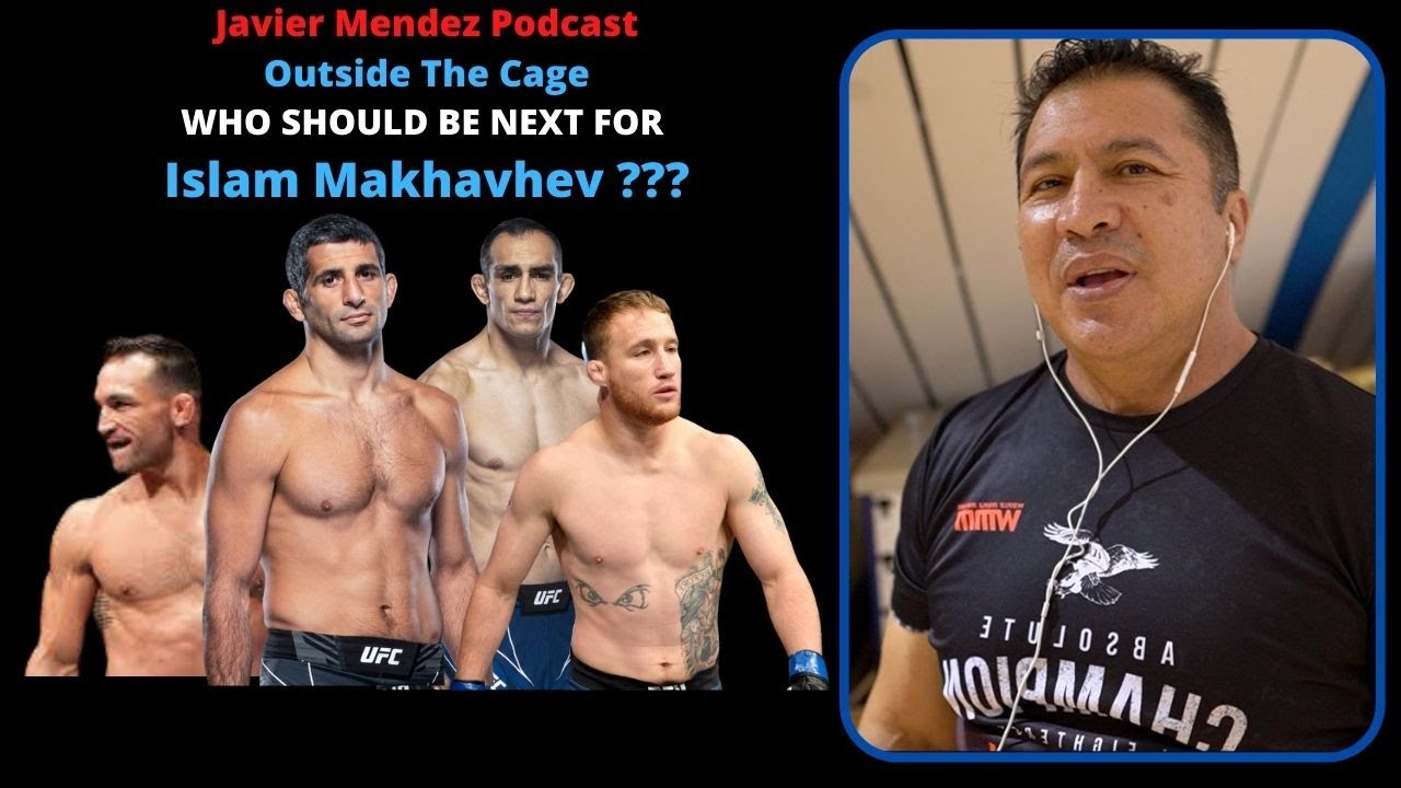 Javier Mendez - Who Should Islam Makhachev Fight Next Top 5