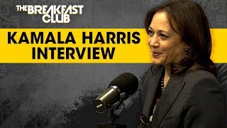 Kamala Harris Talks 2020 Presidential Run, Legalizing Marijuana, Criminal Justice Reform + More thumbnail