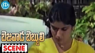 Bezawada Bebbuli Movie Scenes - Raadhika Introduction || Krishna || Shivaji Ganesan